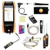 Testo Tune & Check Combustion Kit with Printer by TruTech Tools