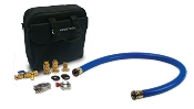 Accutools A10757-1XL TruBlu Starter XL Evacuation Kit (1 hose)