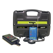 Bacharach 0028-8011 Tru Pointe Ultra HD Leak Detector Kit w/ Stereo Headphones & SoundBlaster