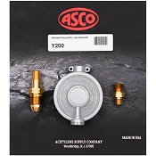 ASCO Y200 Low Pressure Propane Regulator - 11
