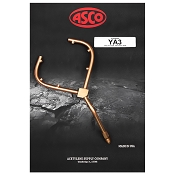 ASCO YA3 3 Inch Fixed Staghorn Low Temp Acetylene Tip
