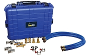 Accutools A10757-2 TruBlu Advanced Evacuation Kit (2 hoses, each 1 m)