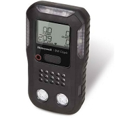 BW Clip4 4-Gas Detector - Black (O2, LEL, H2S, CO)