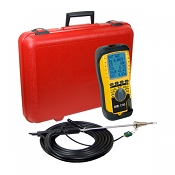 UEI C165 Eagle X Combustion Analyzer w/EOS and High Altitude Compensation