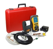 UEI C165KIT Eagle X Combustion Analyzer Kit w/ EOS and High Altitude Compensation