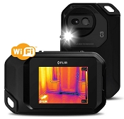 Flir C3 Pocket Portable Thermal Imaging Camera with WIFI