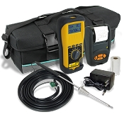 UEi C85KIT EOS Long Life Combustion Analyzer Kit