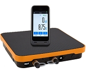 CPS CC840W 240lb Wireless Refrigerant Charging Scale and Hard Case