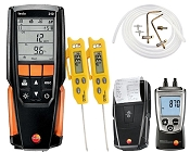 Testo 310 Tune and Check Kit with Printer