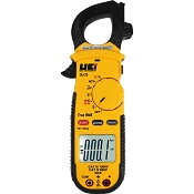UEI DL479 True-RMS AC HVAC/R Clamp Meter, 750VAC/600VDC, 600AAC with Non-Contact Voltage Tester