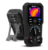 FLIR DM285 Industrial Thermal Imaging Multimeter with Datalogging / Wireless Connectivity and IGM