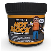 SolderWeld SW-HB1 Hot Block Heat Absorption Putty
