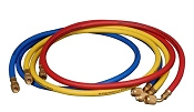NAVAC NRHH53 Refrigerant Hoses 5 feet long set of 3