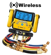 Fieldpiece SMAN440 Wireless Digital Manifold with 60