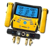 Fieldpiece SMAN460 Wireless Digital Manifold with Micron Gauge