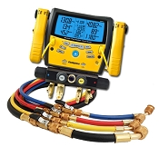 Fieldpiece SMAN460 Wireless Digital Manifold with Micron Gauge with 60