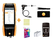 Testo 300 - Residential / Commercial Combustion Analyzer with Printer