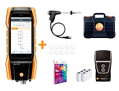 Testo 300 LL - Commercial Combustion Analyzer with Printer and NOx Measurement