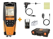 Testo 320 LX Combustion Analyzer Kit with Bluetooth and Printer