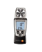 Testo 410-1; Vane Anemometer with Built-In Air Temp Sensor