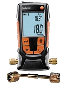 Testo 552 Digital Vacuum Gauge with BlueTooth and Coupler