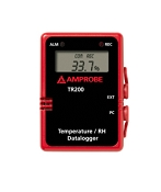 Amprobe TR200-A Temperature / RH Data Logger with Digital Display