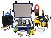 TruTech Tools measureQuick Complete Kit with Combustion
