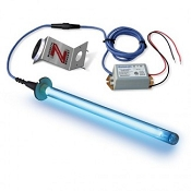 Blue Tube UV Lamp, Odor Sanitizing, 18-32 VAC, 1 Year Bulb, Fresh-Aire UV TUV-BTER-OS