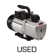 USED CPS VPS12DU Premium Series Sparkless Vacuum Pump 12 CFM Two-Stage