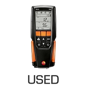 USED Testo 310 Residential Combustion Analyzer with Printer