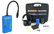 AccuTrak VPE-GN PRO-PLUS Gooseneck Ultrasonic Leak Detector Kit with Noise Canceling Headphones and Sound Generator