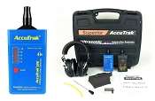 AccuTrak VPE PRO-PLUS Ultrasonic Leak Detector Kit with Contact Probe, Noise Canceling Headphones and Sound Generator