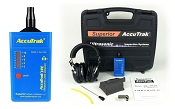 AccuTrak VPE PRO Ultrasonic Leak Detector Kit with Contact Probe and Noise Canceling Headphones