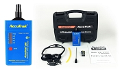 AccuTrak VPE Ultrasonic Leak Detector Kit with Contact Probe