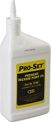 CPS VPOQ12 Premium Vacuum Pump Oil - 12 Pack (1 Quart Bottles)