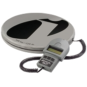 Inficon Wey-TEK Charging Scale