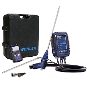 Wohler A 450 Combustion Analyzer Advanced Set - 10,000 PPM