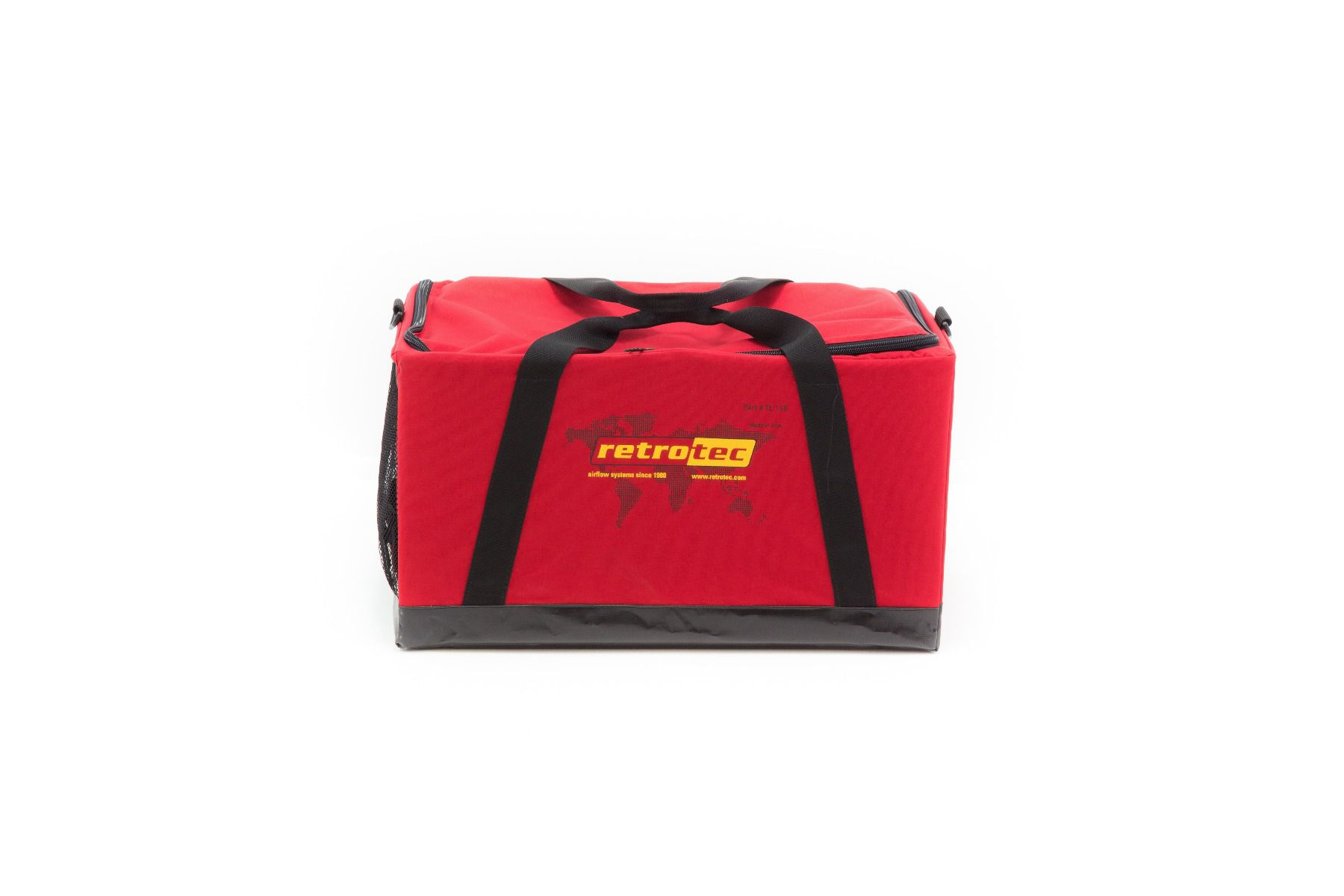 Retrotec TL118 Deluxe Cordura Toolbag with Shoulder Strap