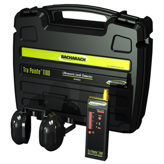Bacharach Tru Pointe 1100 Compact Ultrasonic Leak Detector