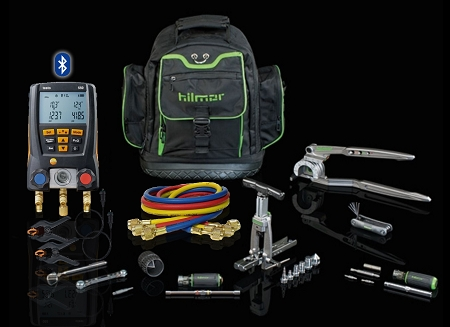 Testo HVAC Digital AC Starter Tool Kit