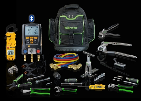 Testo HVAC Digital AC Advanced Starter Tool Kit