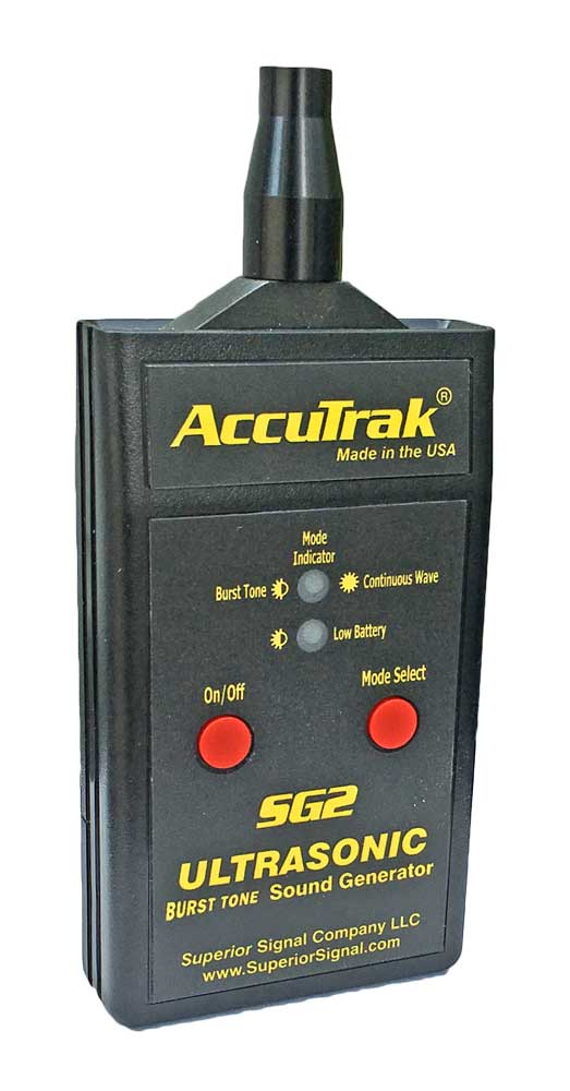 AccuTrak VPESG2 Ultrasonic Sound Generator