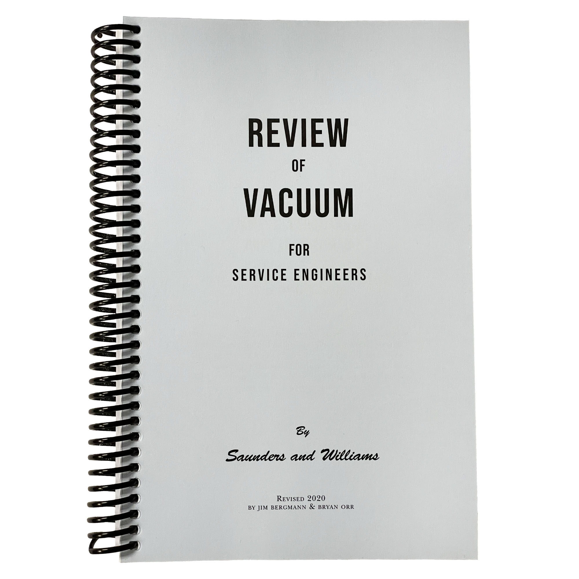 AccuTools Review of Vacuum for Service Engineers - Revised 2020