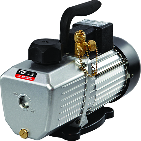 CPS VP12D Premium Series Vacuum Pump 12 CFM Two-Stage