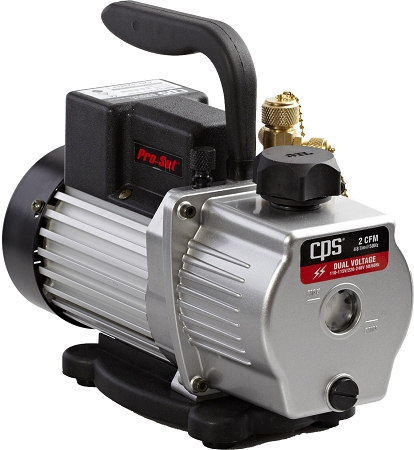 CPS VP2D Premium Series Vacuum Pump 2 CFM Two-Stage