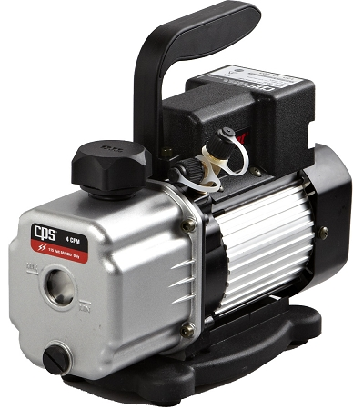 CPS VPC4SU Compact Series Vacuum Pump 4 CFM Single-Stage - 115V