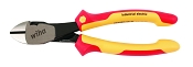 Wiha 32939 Insulated Industrial High Leverage Cutters