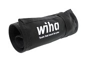 Wiha 91459 Precision Roll Pouch with Elastic Clasp