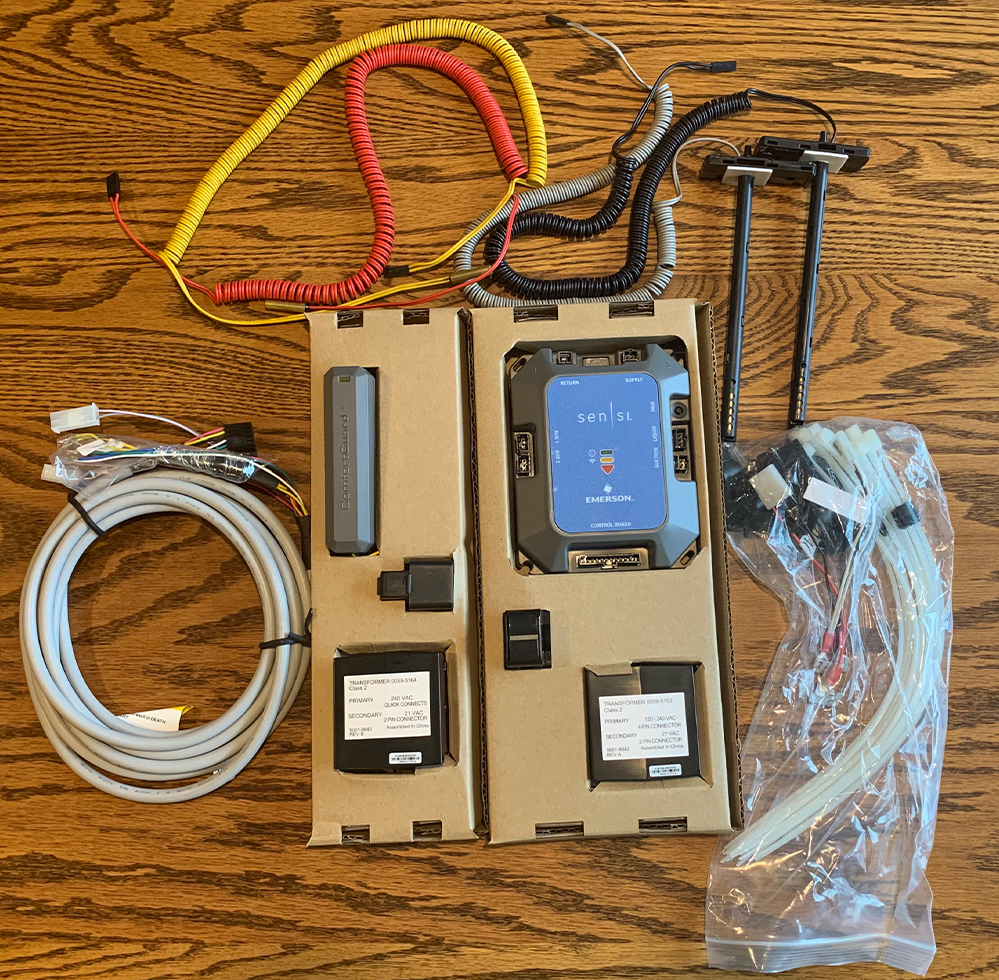 Sensi Predict HVAC Monitoring Kit by Emerson