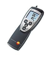 "Testo 512 Digital Manometer +/- 1"" WC (0 to 200 Pa) FINE pressures"